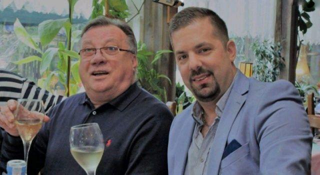 NA POZIV HALIDA BEŠLIĆA David Ricov posjetio Sarajevo i dogovario duet s njim!