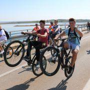 GALERIJA Čak 560 biciklista sudjelovalo na 21. Biciklijadi Zadar-Vir