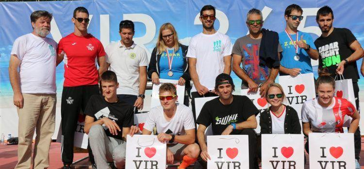 »II. VIRSKI TRIATLON« Najuspješniji sudionici osvojili novčane nagrade!