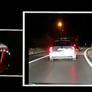 VIDEO Građanin snimio policajce – kroz Sukošan divljali brzinom 120 km na sat!