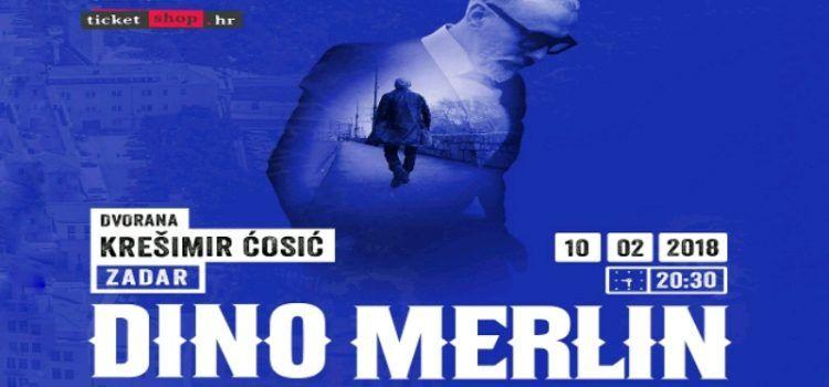 POTVRĐENO Dino Merlin održat će koncert 10. veljače na Višnjiku!