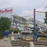 Zatvara se Kaufland – nakon obnove bit će ljepši i moderniji!