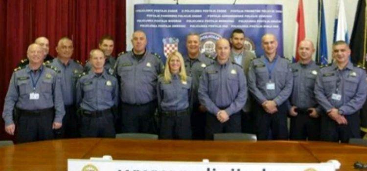 Imenovani načelnici policijskih postaja PU zadarske