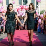 Sabina Glasovac na modnoj reviji promovirala borbu protiv raka dojke