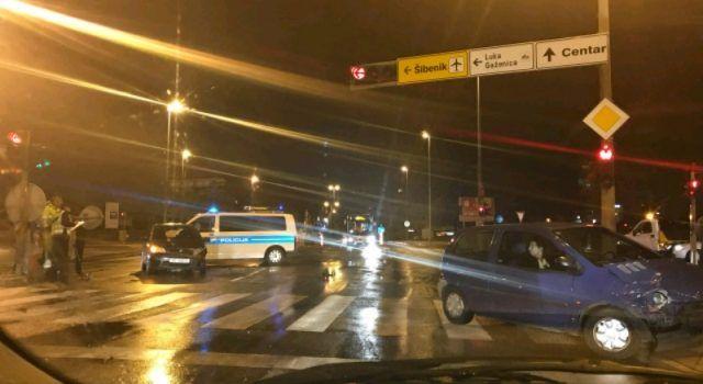 FOTO Prometna nesreća između Interspara i Konzuma