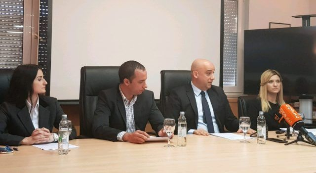 USKOK-u prijavljeni Ivona Cota, Bartul Burčul, Željko Predovan i Ante Valentić