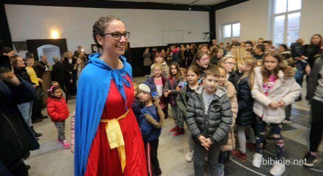 Sveta Luce razveselila djecu u Bibinjama