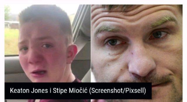 Stipe Miočić ponudio pomoć dječaku kojeg vršnjaci zlostavljaju u školi