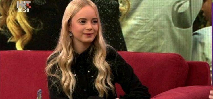 Mlada pjesnikinja Samantha Pedišić na HRT-u promovirala dijalekt Bibinja