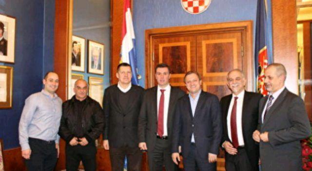 Gradonačelnik Dukić primio predstavnike Hrvatske liječničke komore