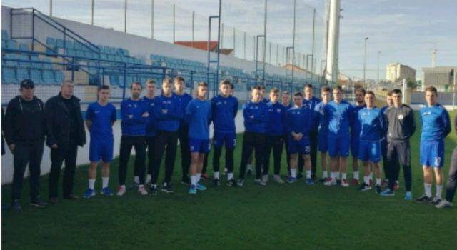 Nogometaši Zadra počeli pripreme za proljetni dio sezone