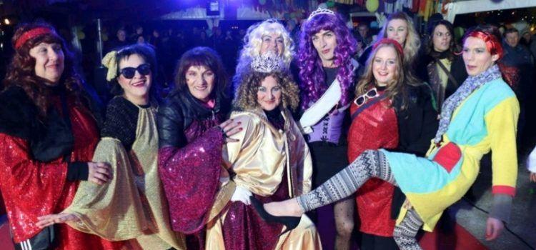 Karnevalske igre na Viru – trijumf Štajerskih vijolica iz Maribora