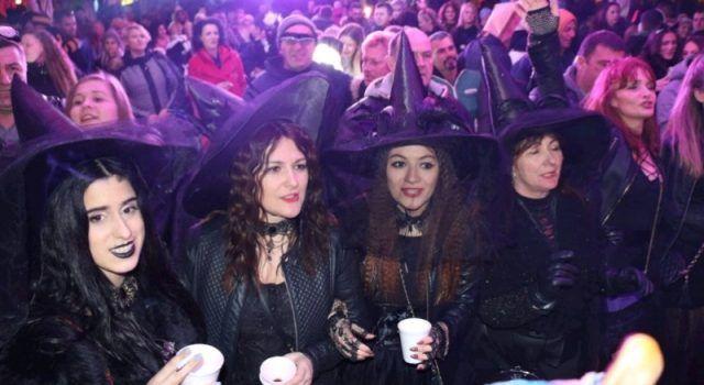 Tradicijskim spektaklom i koncertom Maje Šuput završile maškare u Viru