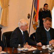GALERIJA Redovni sastanak župana Longina s načelnicima općina