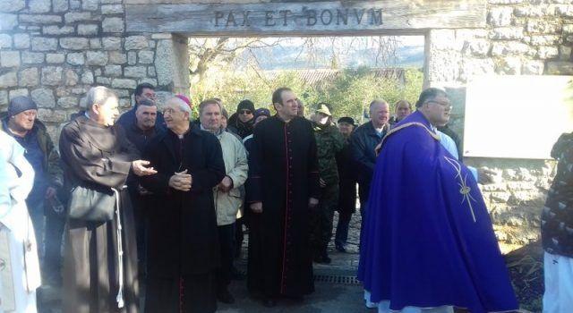 Dan sjećanja na razaranje samostana i crkve u Karinu