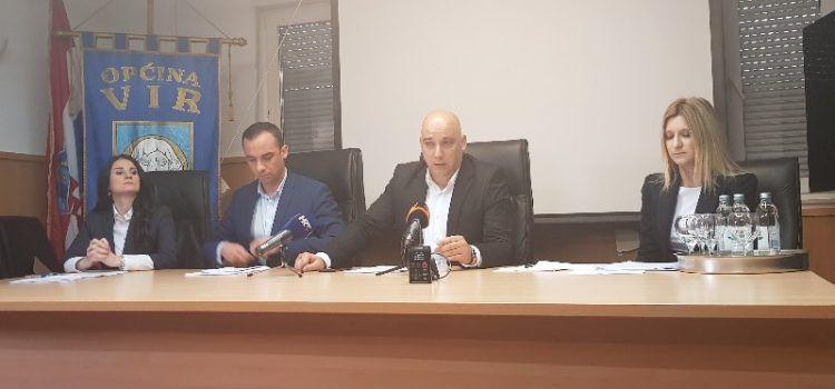 Općina Vir: Sve izrečeno članovi Udruge Vir bez podjela morat će dokazati na sudu