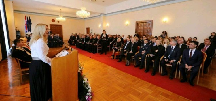 GALERIJA Svečanom sjednicom proslavljen Dan Sveučilišta u Zadru
