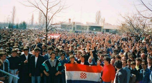 Benkovac obilježava 28. godina osnutka HDZ-a i pokušaja atentata na Tuđmana