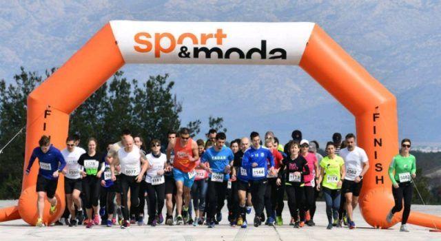 Finale trkačke mini lige Sport&Moda održano u Zatonu