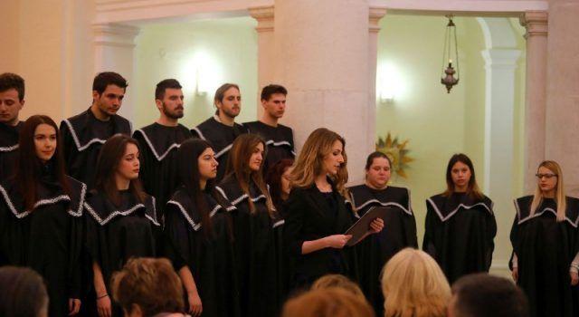 GALERIJA Koncert u crkvi Sv. Dimitrija u Zadru