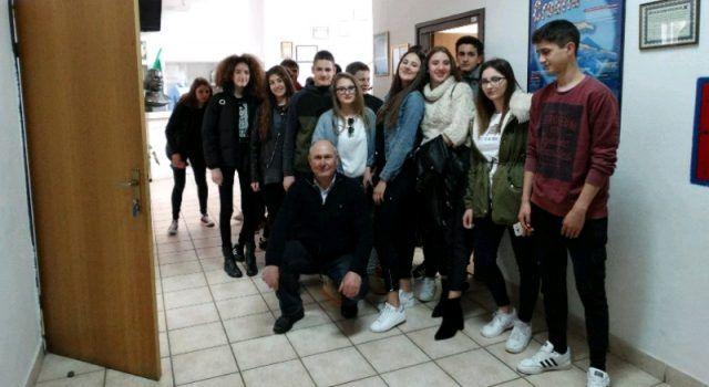 Medicinska škola Ante Kuzmanića u Zadru ugostila učenike iz Dubrovnika