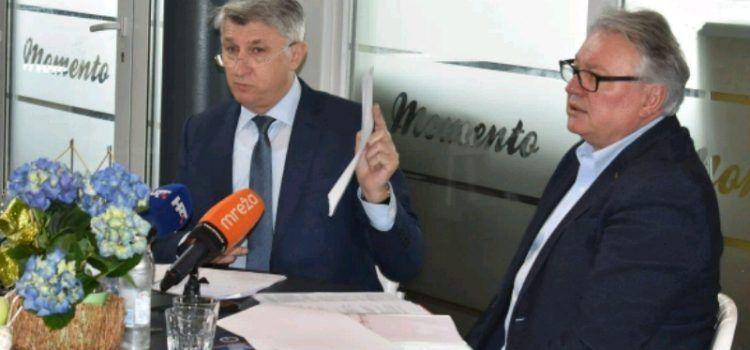 LONGIN I ŠKIFIĆ: Ukupna zarada od koncesije Gaženice je 311 milijuna kuna!