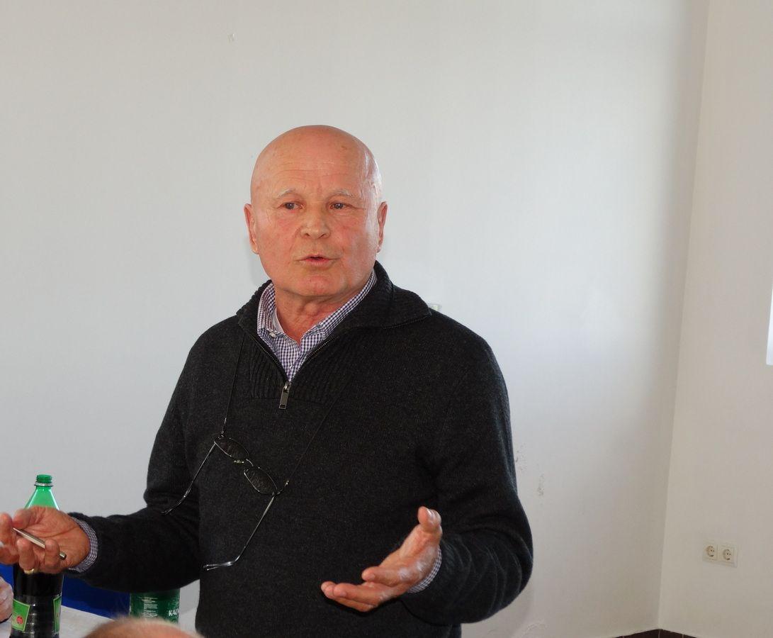 Ivan Nimac -bivši načelnik Općine Lišane