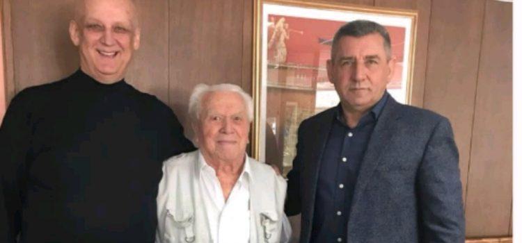 General Gotovina posjetio dom umirovljenika i do suza dirnuo korisnike