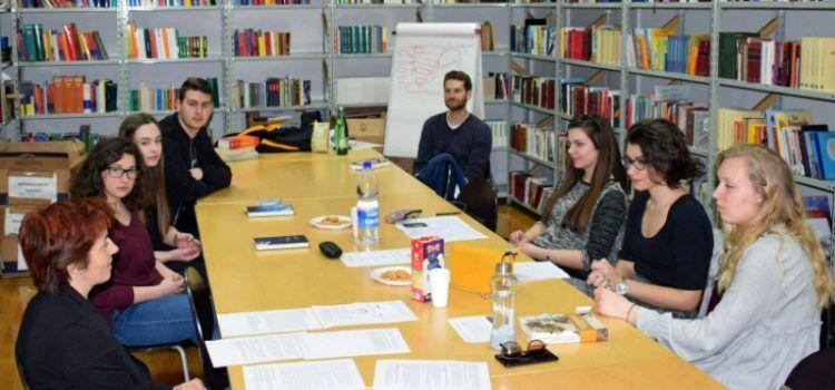 """U Austrijskoj knjižnici Dr. Alois Mock održana manifestaciji """"Zadar čita"""""""