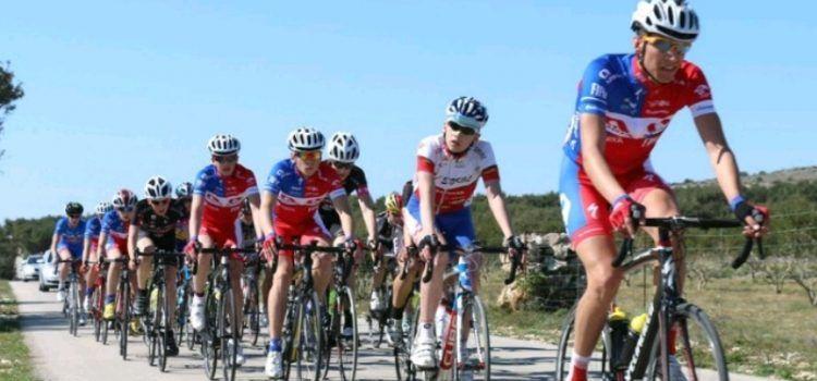 Međunarodna biciklistička utrka »Velika nagrada otoka Vira« boduje se za Kup Hrvatske