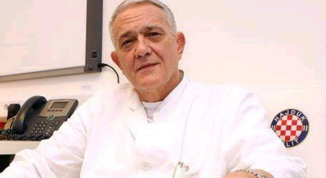 """Potporu dr. Paladinu izrazili i brojni Zadrani: """"Spasio nam je živote"""""""
