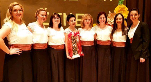 Klapa Kandelora iz Zemunika pobijedila na Festivalu u Ivanić Gradu