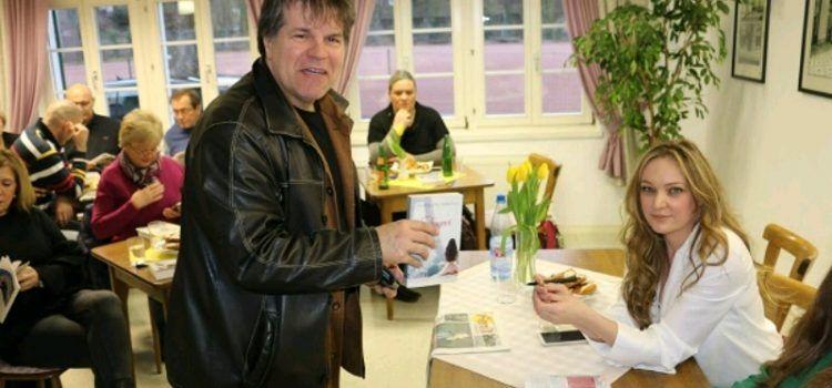 U Mainzu održana književna večer zadarske književnice Marijane Dokoza