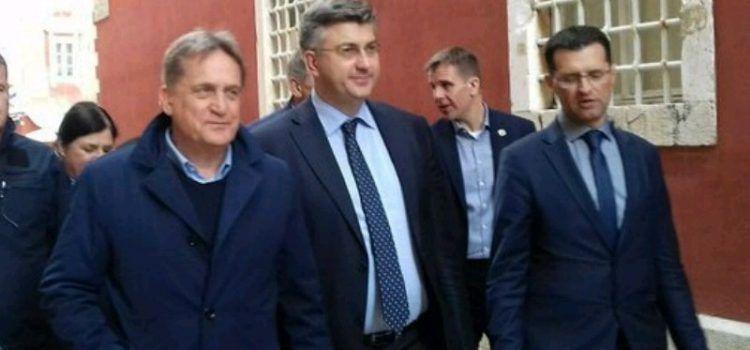 Premijer Plenković dolazi u Zadar s ministricama Žalac i Obuljen