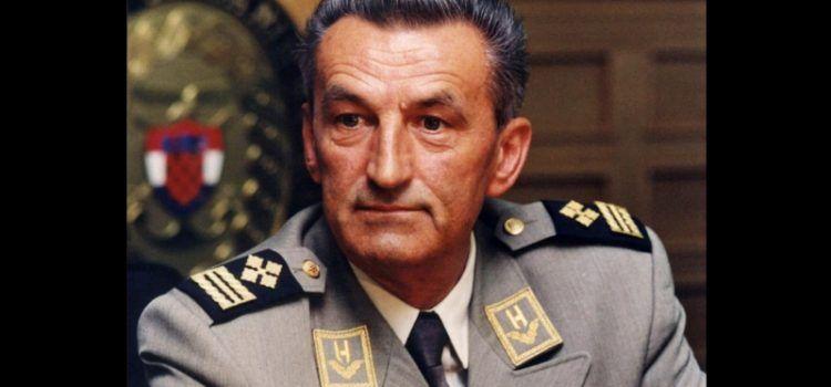 Umro general Petar Stipetić, bivši načelnik Glavnog stožera Oružanih snaga