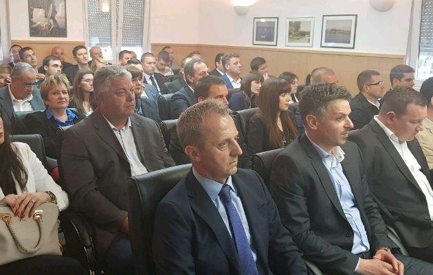 GALERIJA Održana svečana sjednica povodom 25. obljetnice osnutka Općine Vir