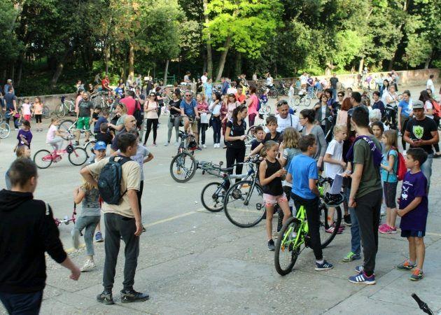 GALERIJA Velika proljetna biciklijada održana u sklopu Eko dana