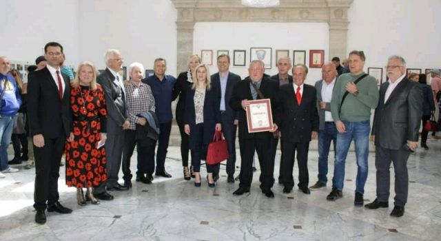 "Udruga dobrovoljnih darivatelja krvi ""Kalelarga"" proslavila 25. obljetnicu rada"