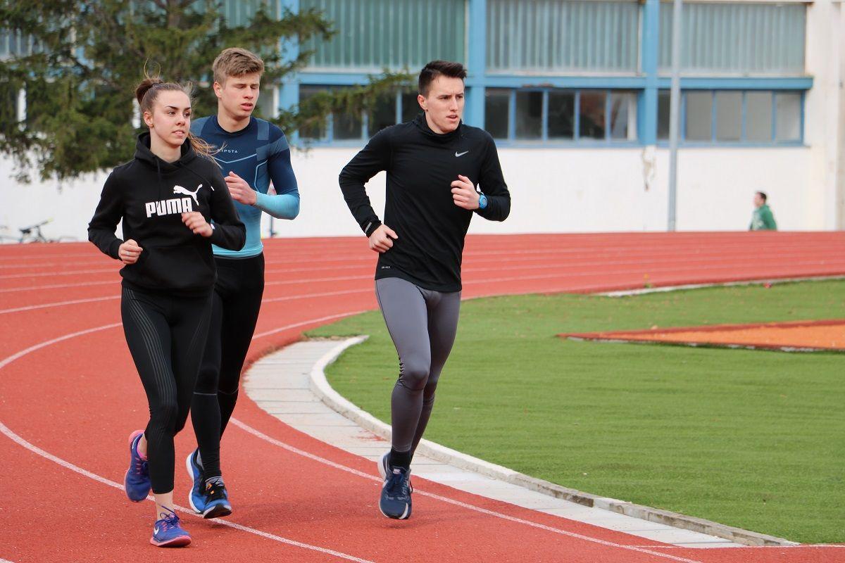 Hrvatska atletska reprezentacija na pripremama (11)