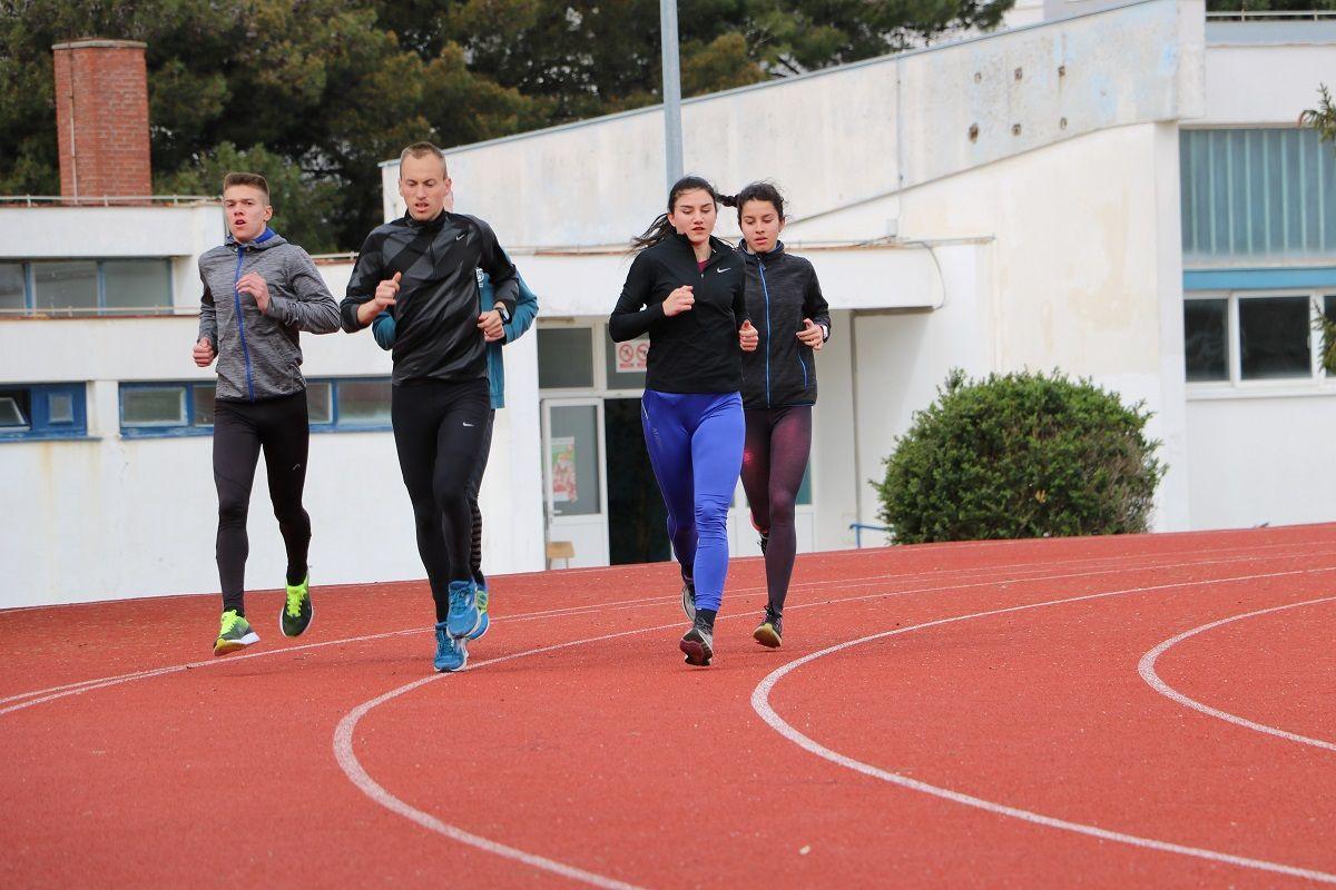 Hrvatska atletska reprezentacija na pripremama (12)