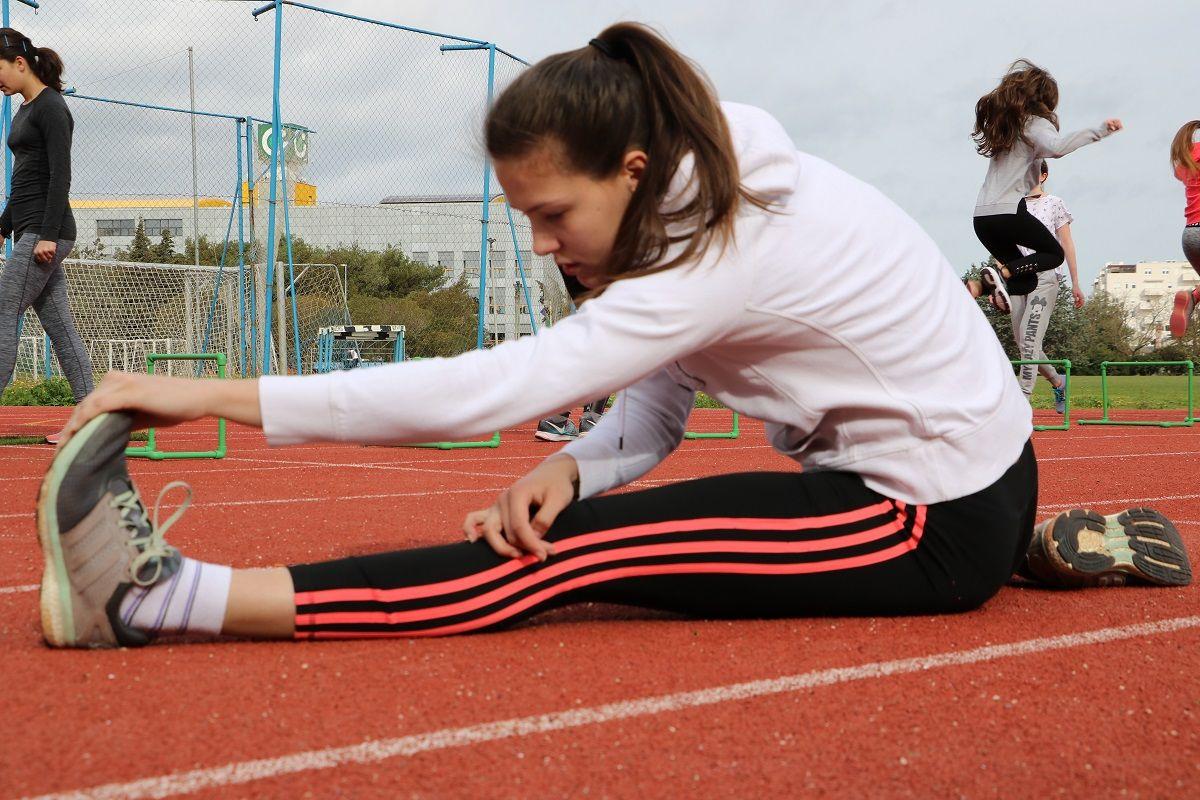 Hrvatska atletska reprezentacija na pripremama (3)
