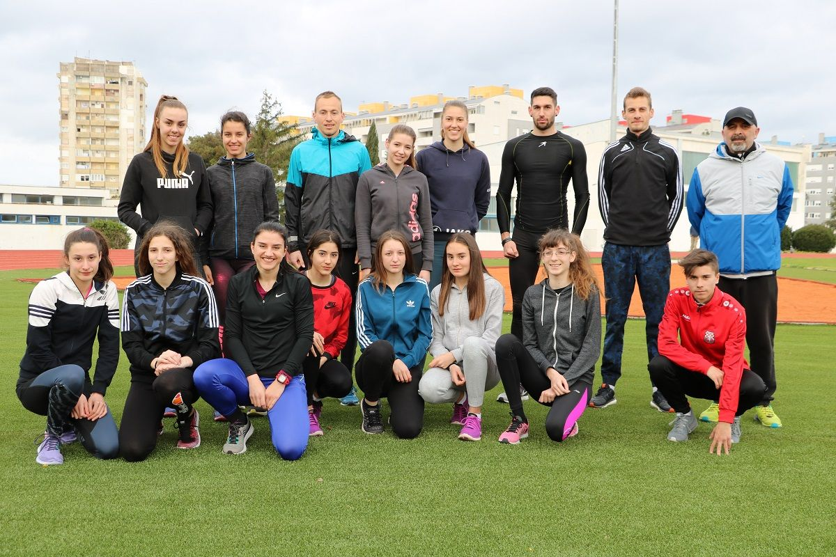 Hrvatska atletska reprezentacija na pripremama (4)