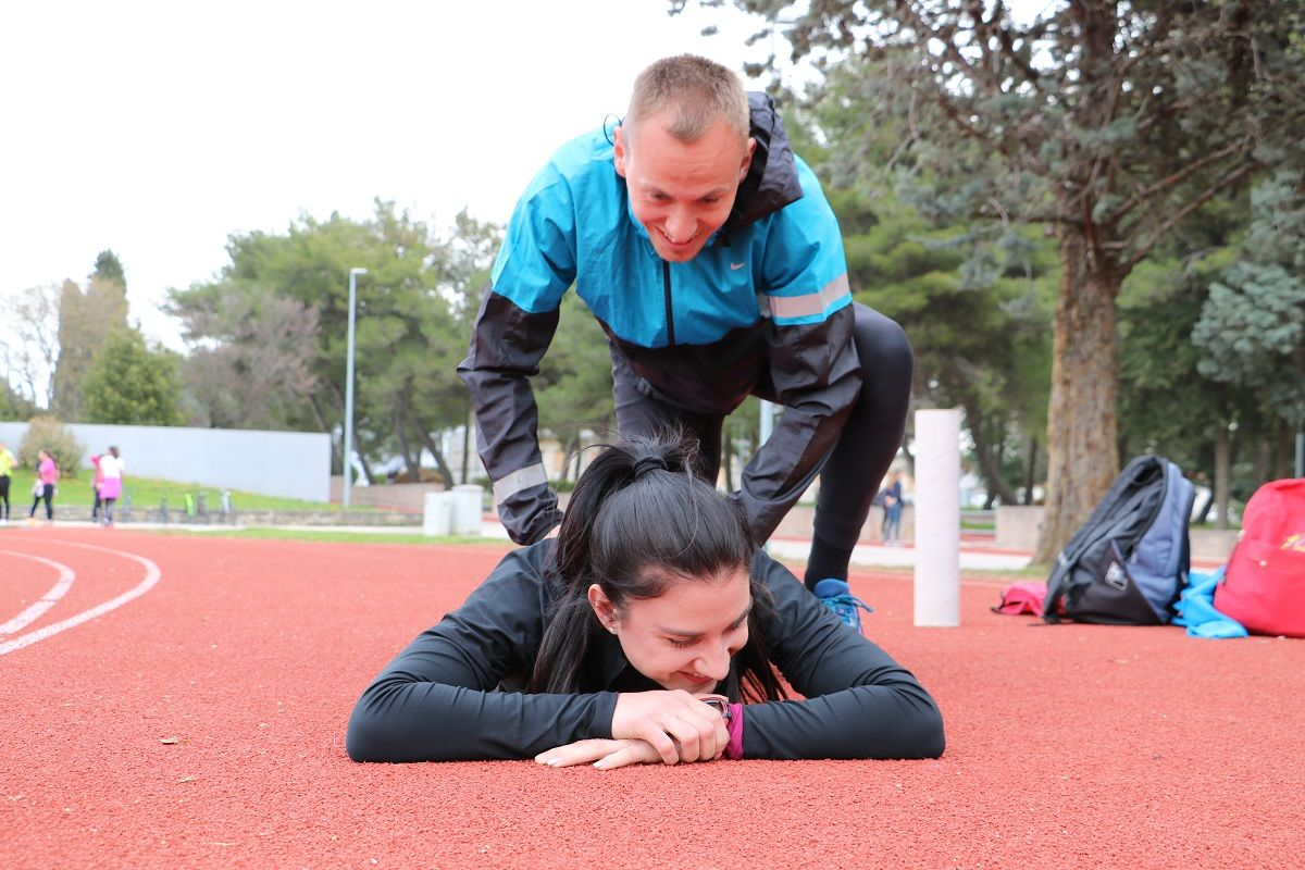 Hrvatska atletska reprezentacija na pripremama (6)