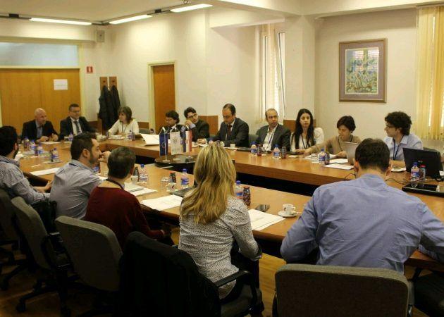 HGK – Županijska komora Zadar domaćin početnog sastanka projekta EU Blue boost