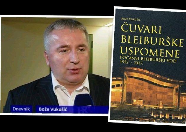 """Predstavljanje knjige """"Čuvari bleiburške uspomene"""" u četvrtak u Gradskoj knjižnici"""