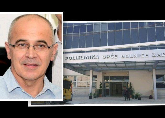 Ravnatelj Čulina najavio otvorenje moderno uređene i opremljene Poliklinike!
