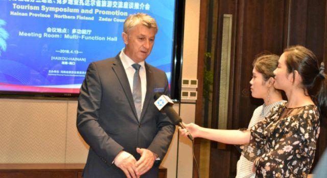 Sažetak boravka župana u Kini: Velik potencijal suradnje s provincijom Hainan