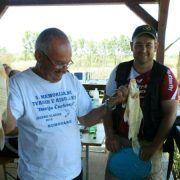 Ribolovno natjecanje osoba s invaliditetom održano na jezeru Vlačine