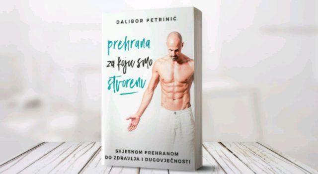 """Promocija knjige """"Prehrana za koju smo stvoreni"""" u Gradskoj knjižnici"""