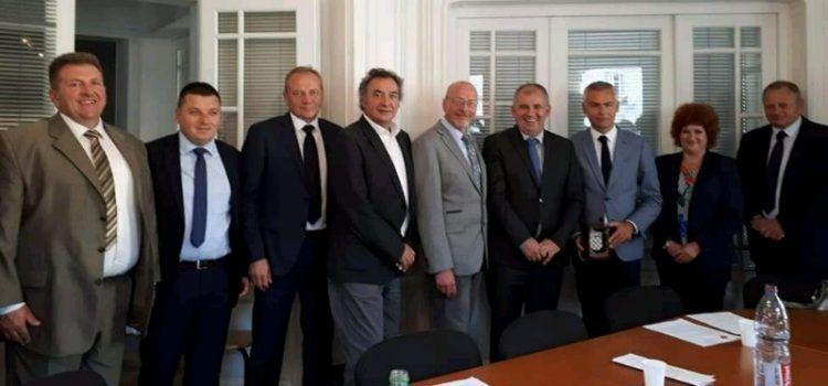 RAZMJENA ISKUSTVA Martin Baričević predvodio delegaciju općina RH u Parizu